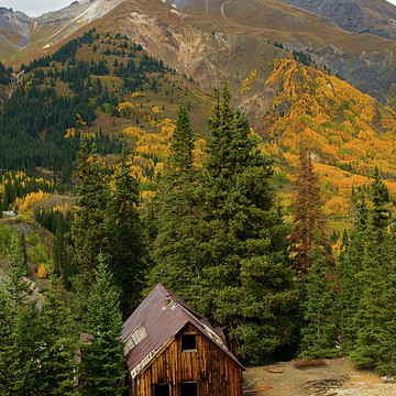 Colorado-Fall Scenery Collection