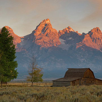 Grand Tetons Collection