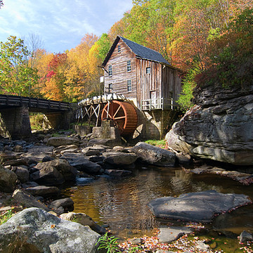 Grist Mills and Barns Collection