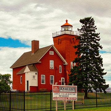 Lighthouse Art Photos Collection