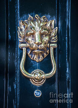 Dale Powell - Brass Door Knocker