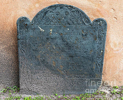 Dale Powell - 1737 Tombstone
