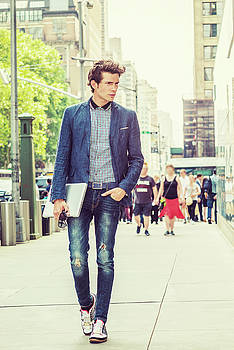 Alexander Image - European College Student Studying in New York