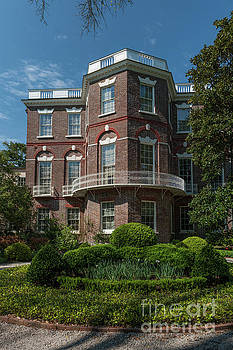 Dale Powell - Nathaniel Russell House in Charleston SC