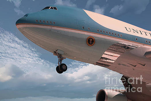 Dale Powell - United States Air Force One