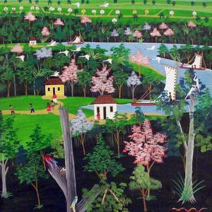 June NAIVE ART STYLE  Art Competition