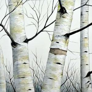 Any Landscape with Trees Art Competition