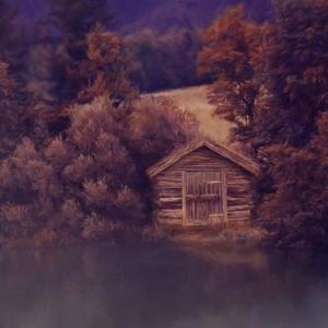 Rustic Cabin Art Competition